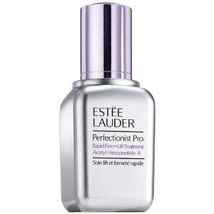 Estee Lauder第2件5折新品紧致精华1.7-oz.