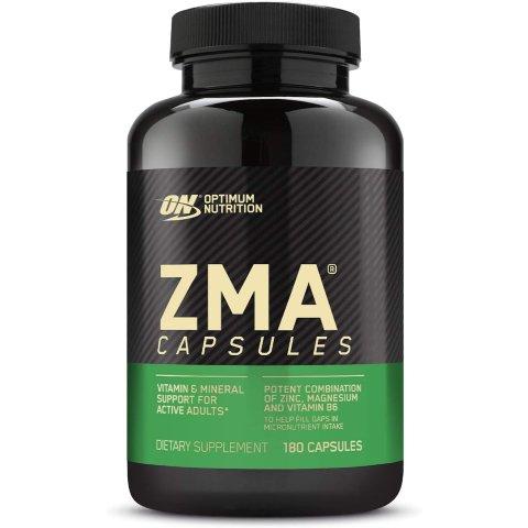 Optimum Nutrition Zinc and Magnesium Supplement, 180 Count
