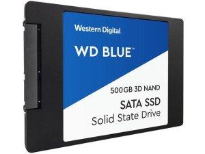 WD Blue 3D NAND 500GB PC SSD