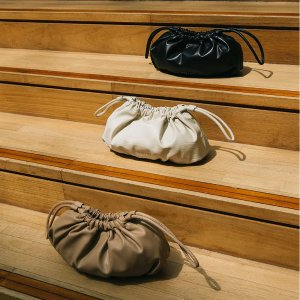 New ArrivalsCharles & Keith Drawstring Clutch