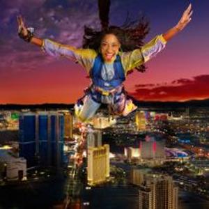 $112起 不恐高的看过来拉斯维加斯 Stratosphere 云霄塔酒店 高空跳