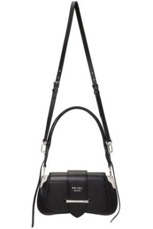 Prada: Black Sidonie Bag | SSENSE