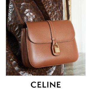 €440收logo手拿包Celine 21秋冬新品已上线 新款Tabou手袋会是下一个爆款吗?