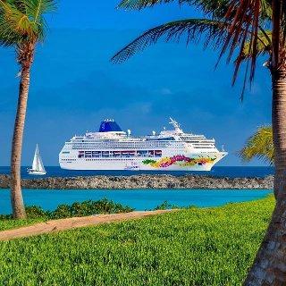 $129起  赠送最高$75船上消费券6天加勒比游轮9月10月尾单特价 奥兰多往返
