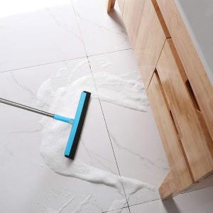 折后€15.99 手柄长度可调节KOLLIEE 瓷砖/玻璃清洁刷 适用于所有光滑表面 不残留水渍