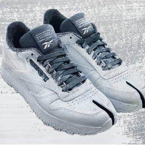 1月30日发售 定价€350预告:Maison Margiela X Reebok 最新联名鞋款 卡戴珊率先曝光