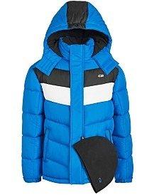 男小童保暖外套