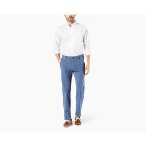 Dockers2条$75Workday Khaki 裤子
