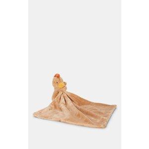 Jellycat小鸡玩具和毯子套装