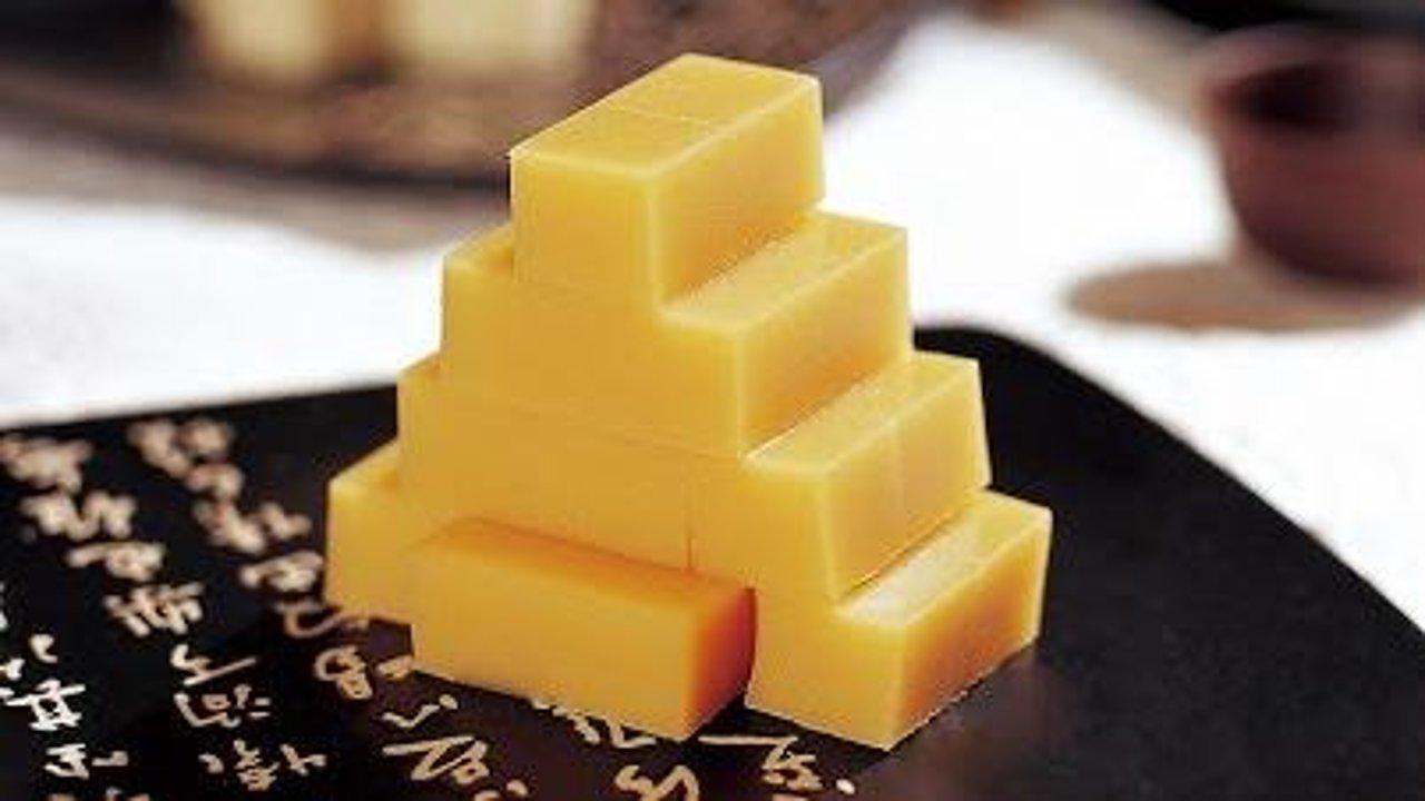 老北京豌豆黄,低成本的美味宫廷小吃