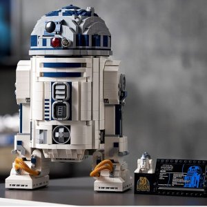 LegoR2-D2™大型机器人 75308   星战