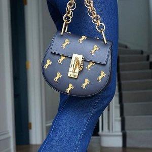 低至5折 Staud网兜包$147.5Saint Laurent、Chloe、Balenciaga等大牌美包热卖