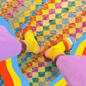 全场8.5折 Pride 系列£10起收Happy Socks官网 全场热促 你的马丁靴、匡威鞋最佳伴侣