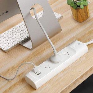 $34.99 (原价$49.99)TP-LINK  Kasa KP303 智能插线板  可远程 支持语音