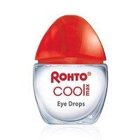 Rohto Cool Max 缓解红血丝清凉眼药水 3瓶