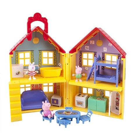Peppa Pig Little Rooms Amazon As Low As 5 99 Dealmoon