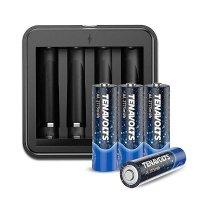 可充电电池套装