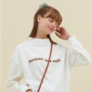 4折起 €59收卫衣W Concept 韩流卫衣专场 宝藏韩国设计师专场