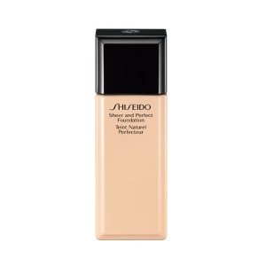 Shiseido无油配方 柔雾妆效轻薄持久粉底液(色号全)