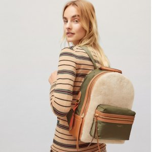 Up to 60% Off + 30% Off $250Black Friday Sale Live: Tory Burch Backpacks Sale