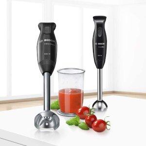 折后€31 附赠带盖量杯Bosch 手持搅拌棒热促 榨汁搅拌轻松搞定