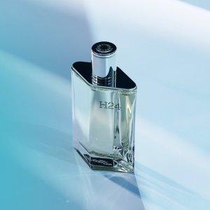 售价$89起+送Guerlain香水中样上新:Hermes H24 淡香水 大地后首秀男士新香 重现高级质感