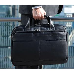 $79.52(原价$140.99)Samsonite Luggage Slim 16英寸男士真皮公文包