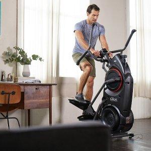 器械包邮Bowflex 有氧器械热卖 在家也能随时健身 单车/椭圆机搬回家