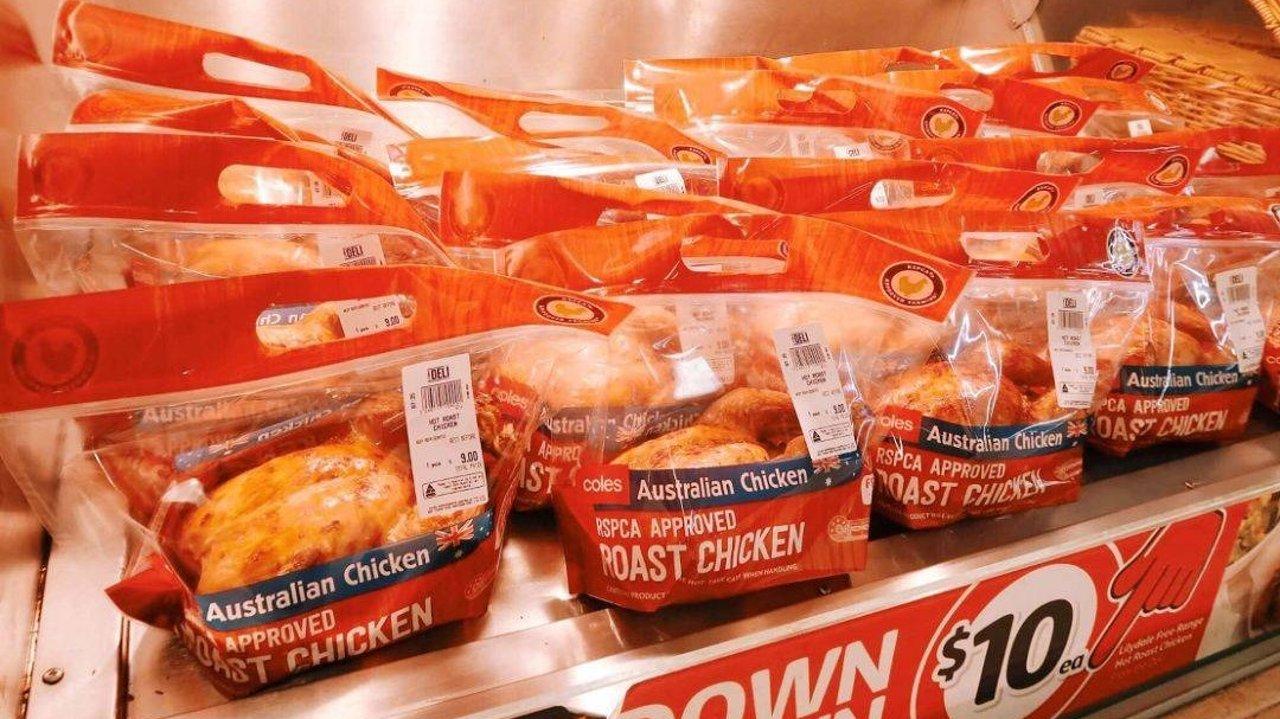 超市烤鸡的花样吃法
