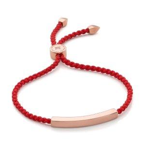 Monica Vinader25% off $250Linear Friendship Bracelet | Monica Vinader