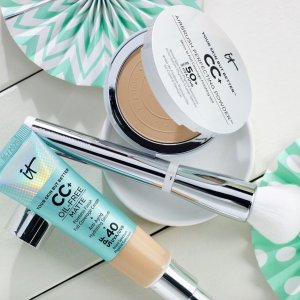 Dealmoon Exclusive!Free Double Deluxe Sampleswith Any $45+ Purchase @ IT cosmetics