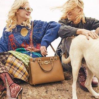 8折 Acne围巾$124起LN-CC时尚盛典 入手大牌新款 Valentino联名T Gucci乐福鞋