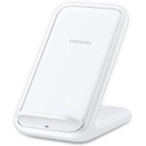 $38.90 背刺Prime DaySAMSUNG 15W Fast Charge 2.0 无线充电底座 带25W SFC充电头