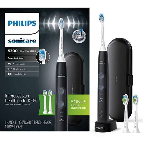 Sonicare ProtectiveClean 5300 电动牙刷
