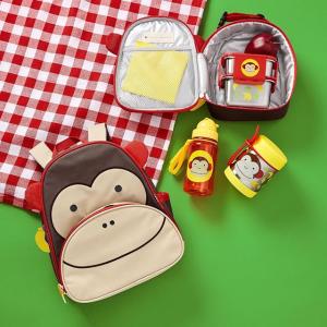 7.5折 餐具$5.25起Skip Hop 动物园系列萌宠来啦 梦幻又可爱 宝宝和妈妈都喜欢