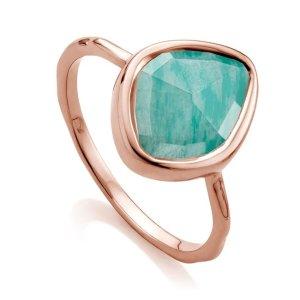 Monica VinaderSiren 绿宝石戒指