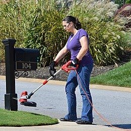 $18.3CRAFTSMAN CMESTA900 Electric Powered String Trimmer 13 in.