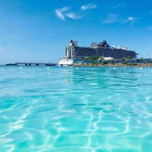 $439起 9月日期多7晚西加勒比邮轮 地中海邮轮运营