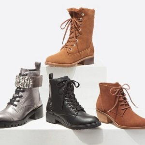 Buy 1 Get 1 50% OffLord + Taylor Select Women's Boots and Shoes