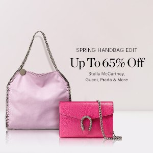 Up To 65% OffSpring Handbags @ Bluefly.
