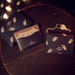 一律5折 风琴卡包实用又美貌Coach官网 精选钱包、卡夹热卖