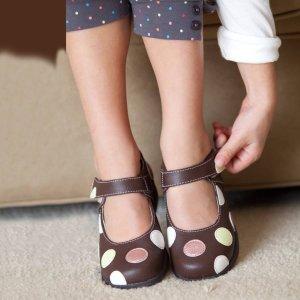 $17.5起最后一天:pediped OUTLET 校园童鞋额外7折大促
