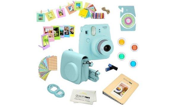 Fujifilm Instax Mini 9 拍立得套装
