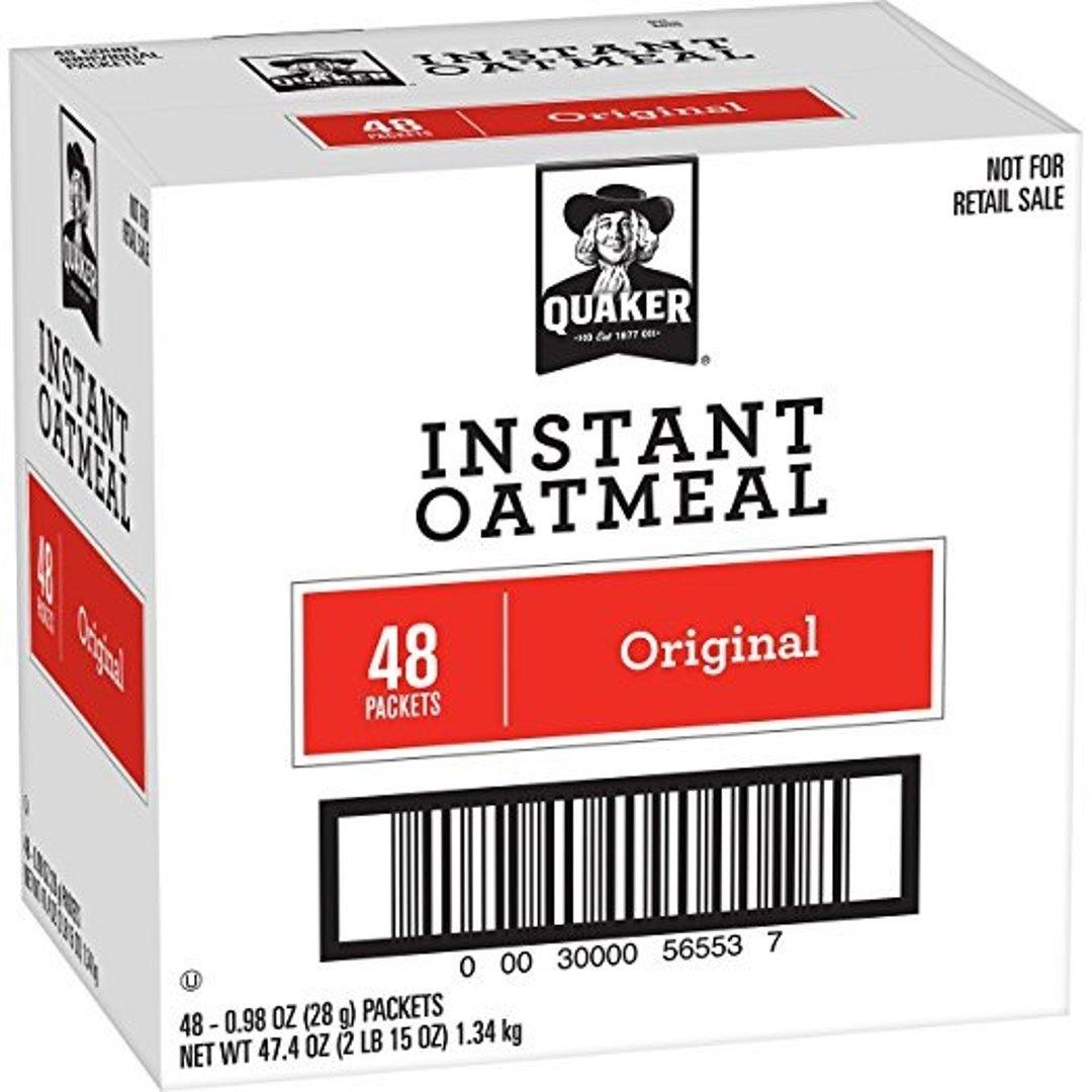 原味燕麦 48 Count, 0.98 oz Packets