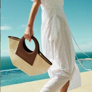 4折起!£32收薄荷绿吊带Harvey Nichols 夏日清凉专场 超热门吊带、连衣裙、凉鞋、包包