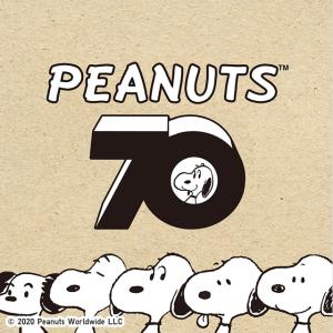 $14.9 可可爱爱新品上市:Uniqlo X PEANUTS 史努比70周年纪念T恤