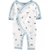 Carter's 新生或超小婴儿连体衣