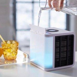 无门槛7.5折 加湿制冷二合一独家:Evapolar 全场智能便携空调大促 感受不一样的新科技