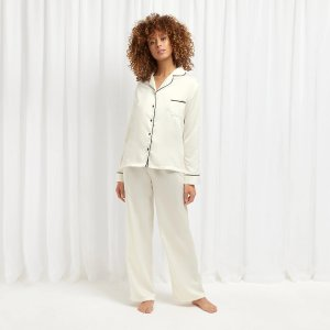 bluebellaClaudia Shirt and Trouser Cream