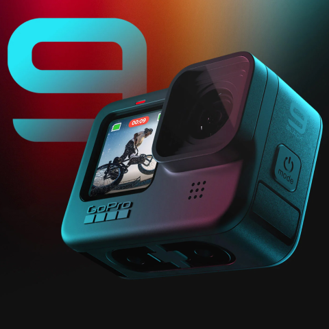 HyperSmooth 3.0 StabilizationNew Release: GoPro Hero 9 Black Official Released More Everything